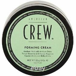 12-Pieces American Crew Forming Cream 3 Oz. Each With Medium Hold Medium Shine