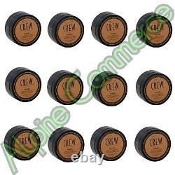 12-Pieces American Crew Pomade 3 Oz. Each With Medium Hold And High Shine