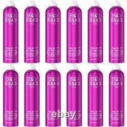 12 Pk Tigi Bed Head Full Of It Volume Hold Hairspray 11 Oz Volumizing Thickening