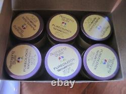 12 X Pureology TEXTURE TWIST Reshaping Hair Styler. 25 oz 7 g Travel Size