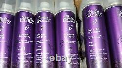 (24) Back to Basics Firm Hold Hair Spray 2 Oz FREE SHIPPING