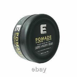 2 NEW! SADA PACK ELEGANCE Transparent Pomade Hair Styling Wax 4.73oz Each