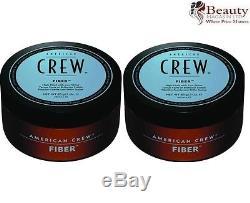 2 x American Crew Fiber 85g