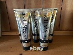 (5) Pantene Pro-v Style Series 4 Extra Strong Hold Gels Net Wt. 8.7 Oz Htf