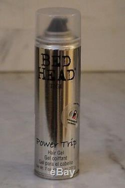 7 oz. Tigi Bed Head Power Trip Hair Gel. 200ml. NEW. FREE SHIPPING