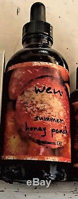 7-products Wen Chaz Dean Summer Honey Peach Collection Set Lot Condition & Style