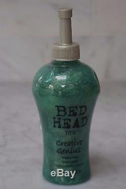 8 oz. Tigi Bed Head Creative Genius Sculpting Liquid. 200ml. NEW. FREE SHIPPING
