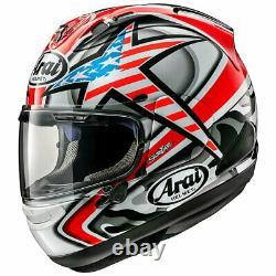 ARAI Full Face Helmet RX-7X HAYDEN LAGUNA Nicky Hayden Replica Model S M L