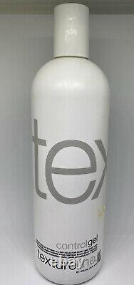 ARTEC Texture Line CONTROL GEL Strong Defining Curly Wavy Hair SALON SIZE 16 oz