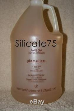 AVEDA new PHOMOLLIENT GALLON hair mousse HUGE Sealed