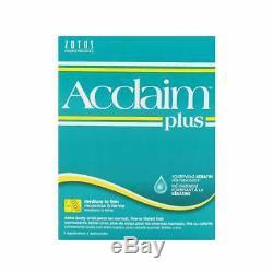 Acclaim Acid Extra Body Plus Hair Perm Kit Extra Body Green Kit (GREEN BOX)