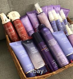 Alterna Caviar Anti Aging Hair Care Products Valued Over $350