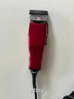 Andis Masters Clipper 90th Anniversary Limited Edition Candy Red