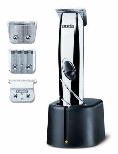 Andis T-liner Combo Clipper And Trimmer With 3-detachable Blades. Huge Saving