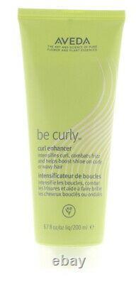 Aveda Be Curly Enhancer, 6.7 oz Pack of 6