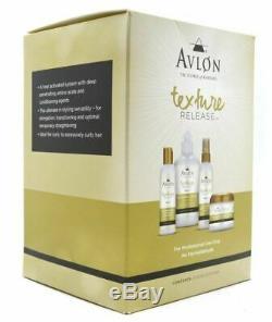 Avlon Keracare Texture Release System Kit