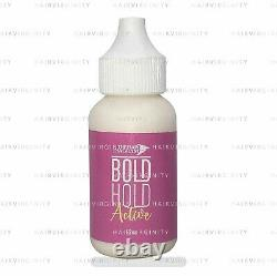BOLD HOLD ACTIVE LACE GLUE THE HAIR DIAGRAM Lace Frontal Wig Bond Adhesive