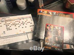 BRAND NEW Redken Color Gels Lacquer Stylist Hair Swatch Book & Extras