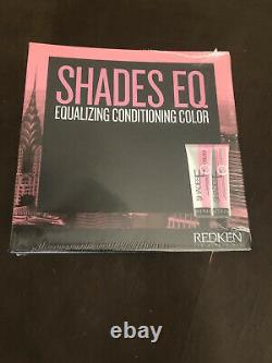 BRAND NEW Redken Shades EQ Color Stylist Hair Swatch Book