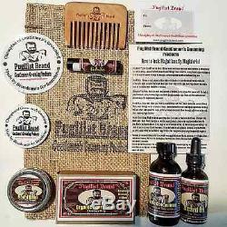 Beardsman's Bundle Beard Care Kit by Pugilist Brand