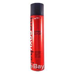 Big Sexy Hair Spray and Play Volumizing Hairspray 10 oz. (Pack of 12)