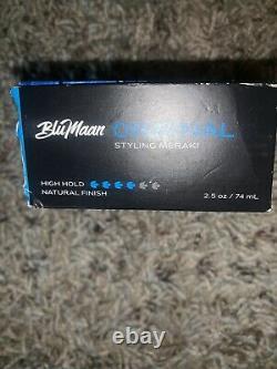 BluMaan Original Styling Meraki, High Hold, 2.5 oz
