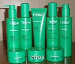 Brand New! Fellow Barber Styling and hair care products! Lot of 8 items
