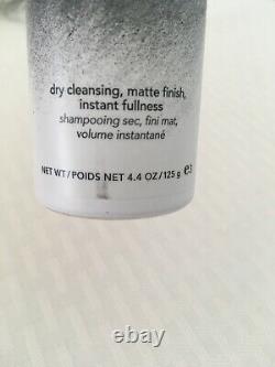 Bumble And Bumble Hair Powder Black 4.4 Oz. Brand New Discontinued Htf