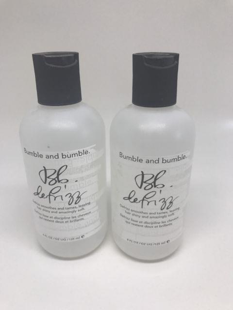 Bumble And Bumble Defrizz 4.2oz 2pack