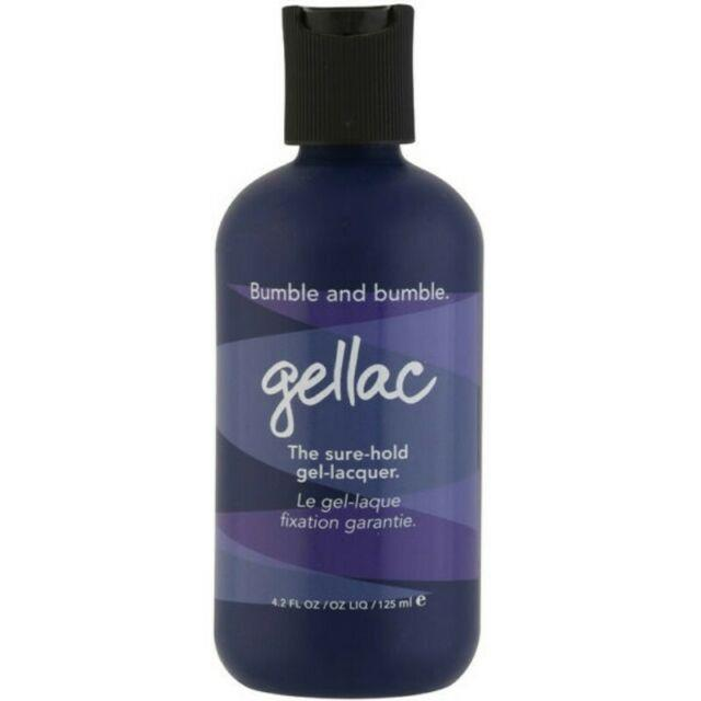 Bumble And Bumble Gellac Sure Hold Gel Lacquer 4.2 Fl Oz Hard To Find