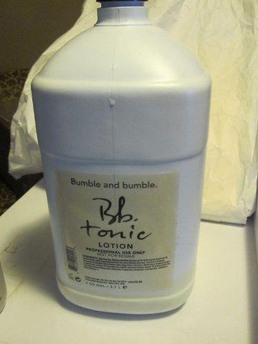 Bumble And Bumble Tonic Lotion Gallon Size