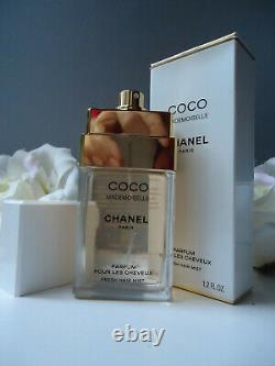 CHANEL Coco Mademoiselle Fresh Hair MIst 35ml The Rarer Original in Clear Bottle
