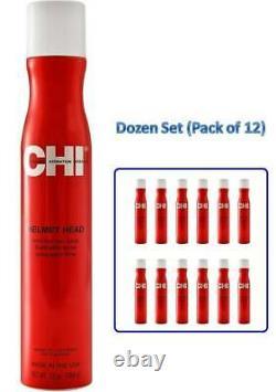 CHI Helmet Head Spray 10 oz (Dozen Set) Free Shipping