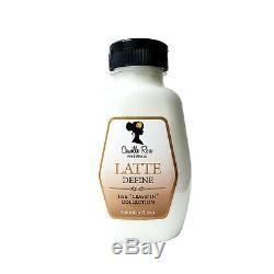 Camille Rose Latte Define Leave-In Style Cream 9 Oz