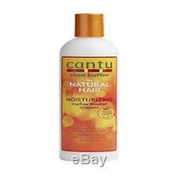 Cantu Shea Butter For Natural Hair Moisturizing Curl Activator Cream, 12 Ounce