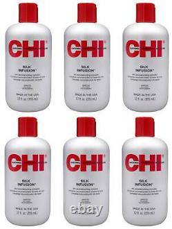 Chi Silk Infusion 12 oz (Pack of 6)