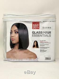 Color Wow Glass Hair Essentials Kit Shampoo, Conditioner, Dream Coat & Filter