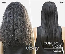 Control Tox/Shock 3 Nutra Hair (Combo)
