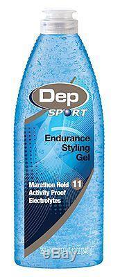 Dep Sport Endurance Styling Gel, 12-Oz. (Pack of 3)