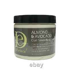 Design Essentials Almond&Avocado Curl Stretching Creme 16oz. Free Shipping