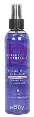 Design Essentials FORMATIONS STYLING SPRITZ Hypo-Allergenic Fragrance 8oz