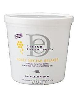 Design Essentials Honey Nectar Relaxer Kit -FREE SHIPPING