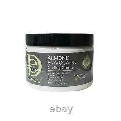 Design Essentials Natural Almond&Avocado Curling Creme 12Oz. Free Shipping
