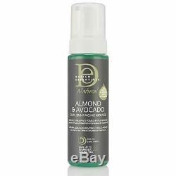 Design Essentials Natural Curl Enhancing Mousse 7.5 oz