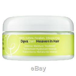 DevaCurl Heaven in Hair Intense Moisture Treatment 8 oz (Pack of 5)
