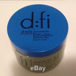 Dfi dtails Pomade For Hold + Shine 5.3 oz Original Formula Very Rare