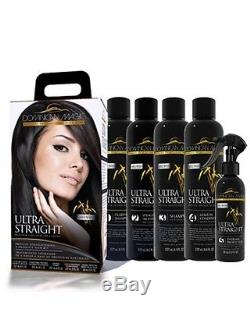 Dominican Magic Ultra Straight Protein Infused Straightening Kit