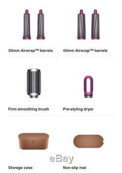 Dyson Airwrap styler Smoooth+Control