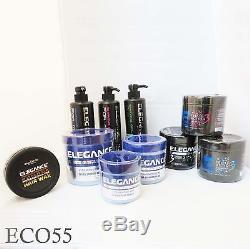Elegance Pomade, Hair Wax, Triple Action Hair Gel, Shaving Gel, Vitamin Pro-V