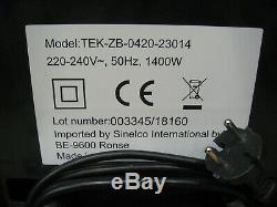 Eye Vac Professional Sibel Haarsauger TEK-ZB-0420-23014 Haar Staubsauger